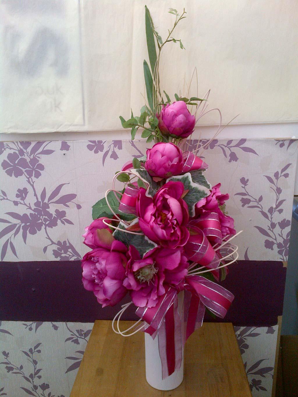 Silk Flowers The Bexhill Florist